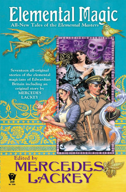 The Phoenix of Mulberry Street (Elemental Masters: Elemental Magic) by Michele Lang